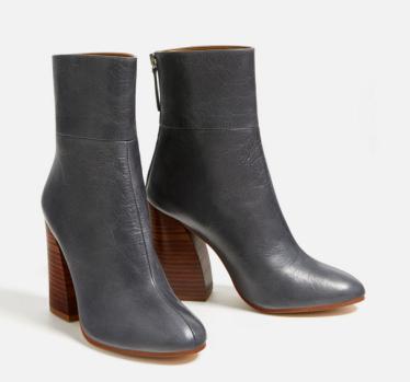 ZARA, Boots, £69.99