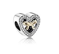 Pandora, Heart Charm, £70