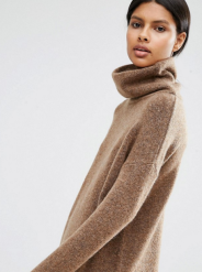 ASOS, Lounge Jumper with Funnel Neck, £32