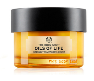 The Body Shop, Oils of Life, £25