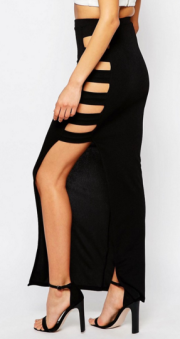 ASOS, Club L Cut Out Skirt, £20
