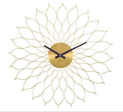 http://www.johnlewis.com/acctim-metal-flower-wall-clock-dia-49cm-brass/p2523162#media-overlay_show